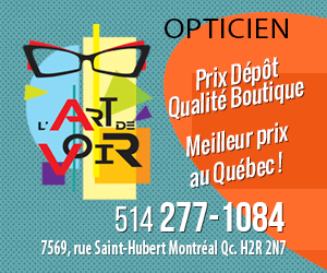 L' ART DE VOIR OPTICIEN